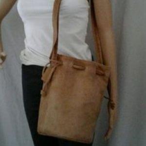 Coach vintage feed bag no E4-4931 made in usa
